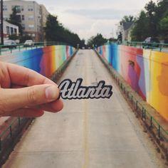 atlanta georgia beltline ponce city market photography - Google Search