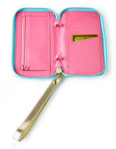 Lilly Pulitzer Finders Keepers Smartphone Wristlet