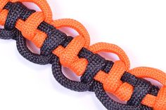 """How to Make the """"Sonic Boom Bar"""" Paracord Survival Bracelet - BoredParacord"""