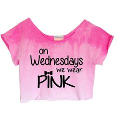 mean girls we should totally get this or make a shirt
