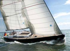 Hanse from Germany Sailboat Yacht, Sailing Yachts, Sailing Ships, Hanse Yachts, Motor Yacht, Tall Ships, Sailboats, Swan, Planes