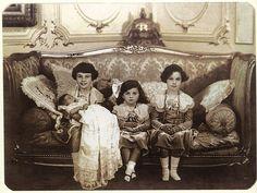 The Royal Egyptian Princesses