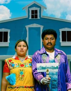 "The ""Mexican-American Gothic""  (photographer: Santiago Forero)"
