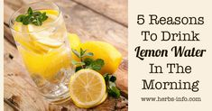 It's good to stay hydrated, especially at the sauna or during typical bodywork practices such as massage... and the lemon water is thought to assist with removal of toxins... [read more]