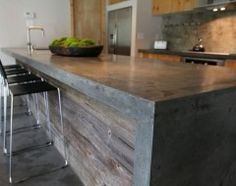 Mixing Stone Coat Countertops material | COUNTERS, COUNTER TOPS ...