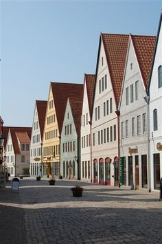 Jakriborg town in Skåne.  #Pin Stockholm   I love this picture!!