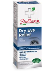 My eyes greatly prefer these homeopathic general use drops to other major brands.  If I have an allergy headache sitting right behind my eyes, however, I may pull out a drop containing Ketotifen Fumarate such as Bausch & Lomb's Alaway.