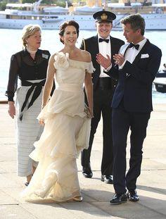 Royals & Fashion: 150 ans du yacht club, Copenhague