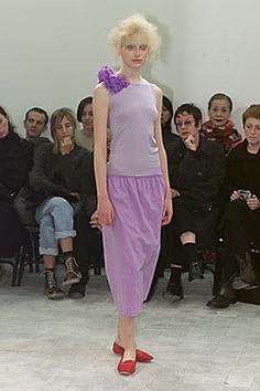 Comme des Garçons - Spring 2000 Ready-to-Wear - Look 52 of 58