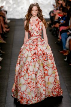 Spring 2015 Ready-to-Wear - Naeem Khan