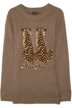 Mulberry sweater