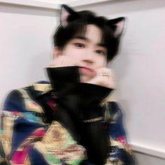K Pop, Cat Icon, Min Yoonji, Baby Squirrel, Kids Icon, Crazy Kids, Cybergoth, Hani, Kpop Aesthetic