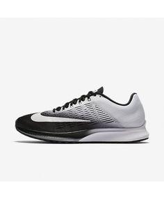 d473b5923f438 Nike Air Zoom Elite 9 Black Stealth White 863769-001 Running Shoes For Men