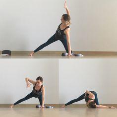 Summer Stretch Yin - Threaded Needle