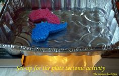 Earth Science hands-on activities when learning about Pangaea and plate tectonics