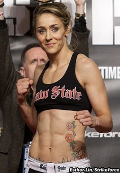Marloes Coenen (born March 31, 1981) is a Dutch mixed martial artist. She has competed professionally since 2000 and is a former Strikeforce Women's Bantamweight Champion.    Coenen is currently the #12-ranked pound-for-pound female MMA fighter in the world by MMARising.com[1] and the #1-ranked 145-pound female fighter according to the Unified Women's MMA Rankings.