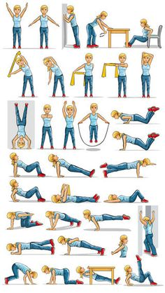Shoulder Fitness Exercises - Upper Body Strength and Training ...