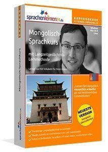 Mongolisch Expresskurs CD-ROM + MP3 Audio CD
