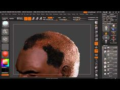 Top Tip: Use the Same Model for Different Characters by Painting Different Maps in ZBrush - YouTube