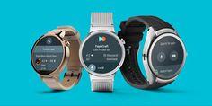 Android Wear 2.0 irá contar com loja de aplicações dedicada