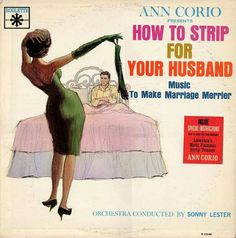Kitschy Living : Photo...Music to Make Marriage Merrier...I like this idea...All it takes is music and long gloves? Cool.