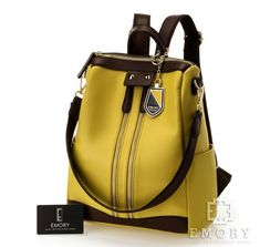 Fendi Tote Leather Chartreuse Yellow Bag New Top Handle Silver My Bags, Purses And Bags, Purse Wallet, Pouch, Fendi 2jours, Unique Backpacks, Backpack Bags, Tote Bag, Beautiful Bags