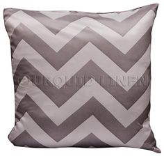 Chevron Print (Lamour) Throw Pillow Custom Pillow Cases, Country Of Origin, Decorative Throw Pillows, Chevron, Vibrant Colors, Sewing, Bohemian Weddings, Fabric, Collection