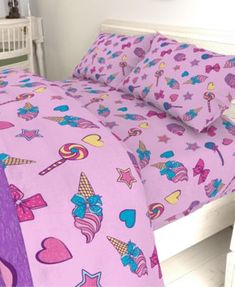 Take a look at this first rate photo - what an imaginative style Twin Sheets, Twin Sheet Sets, European Bedroom, Fantasy Bedroom, Colorful Bedding, Big Girl Rooms, Jojo Siwa, Space Furniture, Girls Bedroom