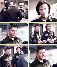 Excuse me, but I would like to break the law now. Promo from [gifset] ---- this outfit tho! That is one sexy Dean! Supernatural Season 10, Supernatural Fandom, Winchester Boys, Winchester Brothers, Mark Of Cain, New Actors, Paper Moon, Series Movies, Jensen Ackles