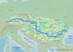 Danube - Wikipedia, the free encyclopedia