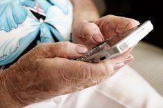 Seniors vs. Technology