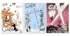 Tove Jansson's work at satire magazine Garm - Moomin Tove Jansson, Museum Exhibition, Satire, Art School, Finland, Over The Years, Sketches, Magazine, Illustration