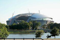 Dallas Cowboys New Stadium in Texas