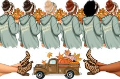 Fashion Clipart, Leaf Clipart, Afro Girl, Life Photo, Print And Cut, Black Girl Magic, Dark Skin, Autumn Leaves, Breeze
