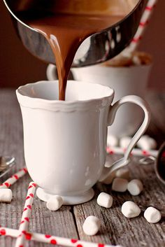 17 Hot Cocoa Recipes That Will Get You Through Winter. They're also great vehicles for marshmallows. 17 out-of-this-world recipes that are insanely delicious.