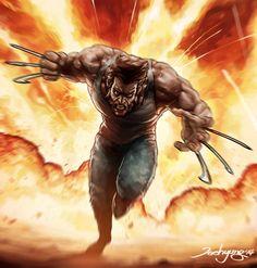 Wolverine - Lee Jeehyung