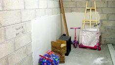 Stopper l'humidité dans un mur