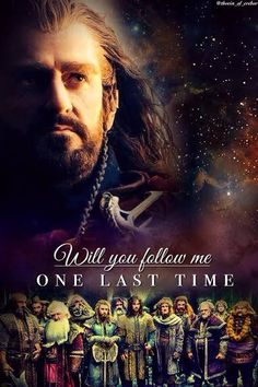 The Battle of the Five Armies--Thorin Oakenshield