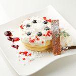 ロカンダ - 料理写真:【Pancake】「とろ~りフロマージュフォンデュ」