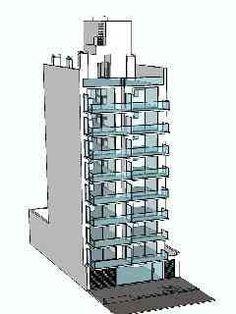 Fideicomiso al costo: Monoambiente y 1 dormitorio en venta en Rosario: Av. Alberdi 53 Bis