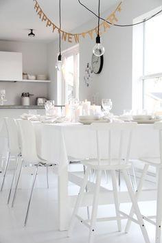 christmas-total.white-home-decor-#DESIGNTIME  #christmas #scandinavian #totalwhite