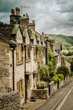 Bakewell Cottages, UK by Coffeeholic8