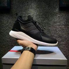 Prada Running Shoes Black