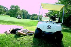 """Golf instructor Sam Adams teaches us why you should """"beware of golf tips."""""""
