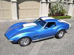 '69 Baldwin-Motion Phase III SS-427 Corvette