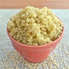 How To Cook Fluffy, Tasty Quinoa  Cooking Lessons from The Kitchn