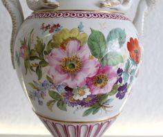 Meissner Porzellan Amphorenvase Schlangenvase Meissen um 1880 ca 28x16cm xz | eBay