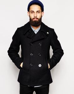 Image 1 ofFidelity Peacoat Made in USA
