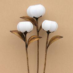 graph paper lantern lamp craft   Paper Shade Craft Lantern Contemporary Uplight Floor Art Deco Lamp ...