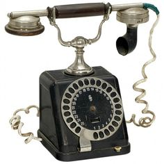 "16: Telephone ""Siemens & Halske"" : Lot 16"